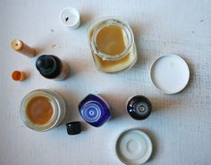 yonder: make your own lip balm and salve