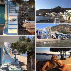 """22 likerklikk, 1 kommentarer – @ullasf på Instagram: """"#milos #grecce #sommer"""""""