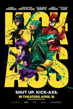 Kick-Ass 1 - online 2010