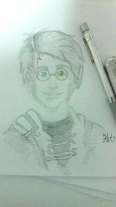 Harry Potter Draw of Fabrizio Nicotera