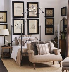 OKA - Luxury Furniture & Classic Home Accessories Home Decor Furniture, Luxury Furniture, Furniture Design, Neutral Bedrooms, Gallery Walls, Neutral Colour Palette, Spare Room, Classic House, Art Styles