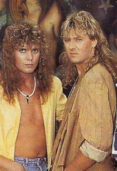 Rick Savage & Joe Elliott