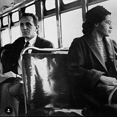Sixty years ago today Rosa Parks was arrested in Montgomery Alabama for refusing to give up her seat on a bus to a white passenger. This incredible act of courage helped ignite the fire that eventually became known as the Civil Rights Movement. Today we remember her heroism. #rosaparks #civilrightsmovement @nblsa