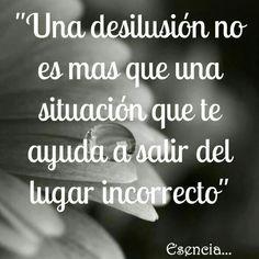 #desilusion
