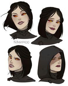 serana by the awsome nanihoo I want to marry Serana but I need a mod to do it :(