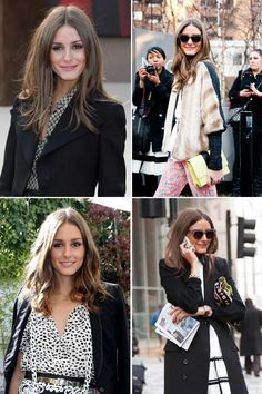 How to get Olivia Palermo's hair: style, cut, colour and care gallery - Vogue Australia