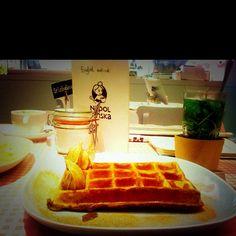 Berlim waffle