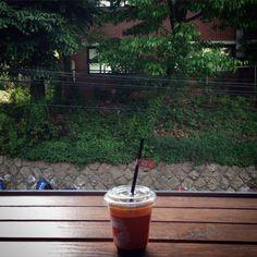커피 한잔의 여유...  #사소한것에행복