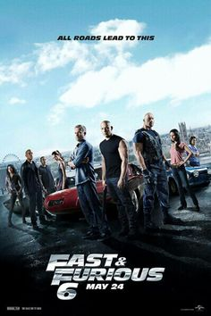 Fast and The Furious 6 ❤