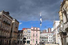 Storm coming - Coimbra, Portugal