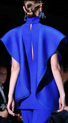 Gucci | Cobalt style.