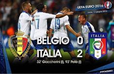 Italy   Belgium   June 13, 2016