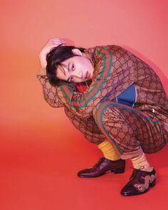 Kai Editor KangJiyoung,LeeYeJi,Shinhyeji Photographer
