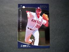 2006 Tristar Prospects Plus #98 Stephen Marek Angels NM/MT