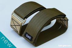 Pedal straps / UPGRADE COLOR - KHAKI