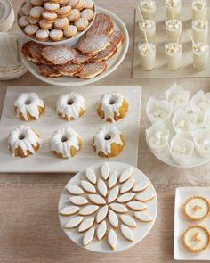 Twists on a Traditional Wedding Cake