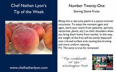 Weekly Tip Number Twenty-One