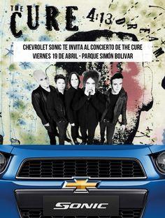 #TheCureDeGiraxChevrolet realizado por @Chevrolet Colombia . #TheCure #Colombia #Bogota #Chevrolet #Sonic #like #contest