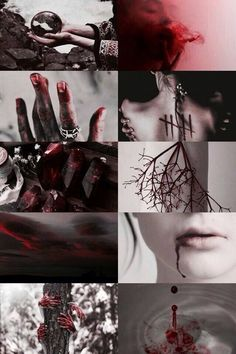blood magick is one of the most powerful types of magick - it gives more power to the spell and whoever's blood was used t cast it ~ pinterest @wild_natu