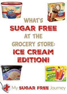 6 Low Carb Ice Cream Brands You Can Find at Your Grocery. YAY | No/Low Carb Recipes ...