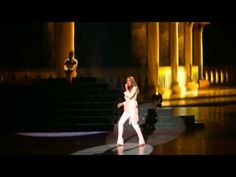 Music video by Céline Dion performing Because You Loved Me. (C) 2007 Sony Music Entertainment Canada Inc.