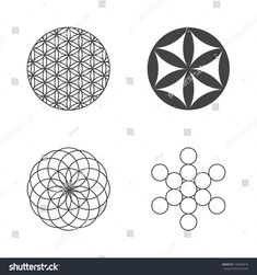 Find Flower Life Set Icons Design Elements stock images in HD and millions of other royalty-free stock photos, illustrations and vectors in the Shutterstock collection. Nutrition Program, Kids Nutrition, Flower Of Life Pattern, Tattoo Designs For Women, Living At Home, Design Quotes, White Ink, Clipart, Icon Design