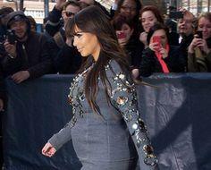 Kim Kardashian: Φουσκώνει αλλά δεν… κωλώνει