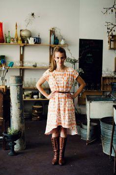 Staple Dress in knit