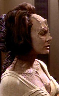 Mary Crosby as Natima Lang