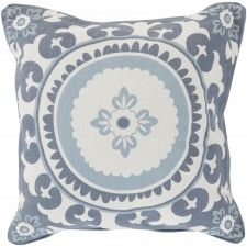 Rosette Pillow, Cloud