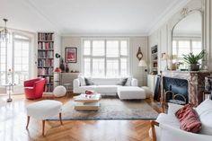 Paris apartment with 24h-Concierge-Service