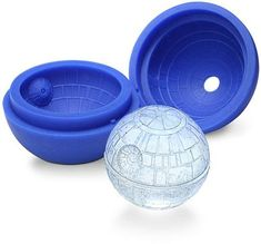 Star Wars Death Star Silicone Ice Mould Movies(Classic Movies) Ice Trays