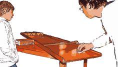 (Dutch Shuffleboard) Gesellschaftsspiel