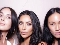 Kim Kardashian no Instagram