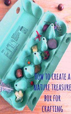 Do you love simple nature crafts ? This is a lovely nature crafts that also bring about a fabulous nature walk and all sorts of opportunities for nature crafting. Here is how to create a nature treasure box . A simple nature and craft activity for kids