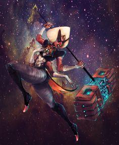 Steven Universe - Sardonyx