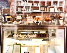 Ted and Honey, Cobble Hill (Cafe, breakfast sandwiches)