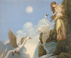 Fantasy ART - Michael Parkes