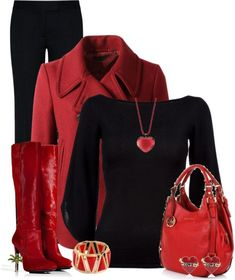 """Valentine's Day"" by cindycook10 on Polyvore"
