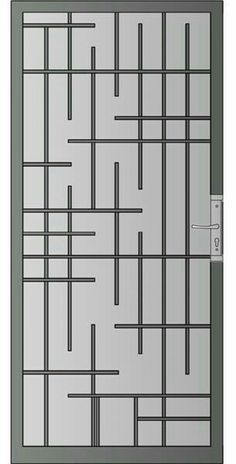 Home Interior Velas .Home Interior Velas Steel Grill Design, Steel Gate Design, Grill Door Design, Iron Gate Design, Main Door Design, Window Grill Design Modern, Window Design, Steel Security Doors, Security Screen