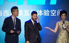 """Jornalista pergunta a Messi: """"Quando fará a barba para ficar mais bonito?"""" https://angorussia.com/desporto/jornalista-pergunta-messi-fara-barba-ficar-bonito/"""