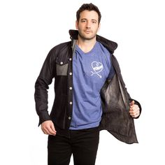 Listen to Your Heart in Men's V-Neck Heather Blue by Colin Donnell Chicago Med, Chicago Fire, Tommy Merlyn, Colin Donnell, Celebs, Celebrities, In A Heartbeat, Tv Shows, Rhodes