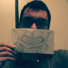 Desenhada, Mascara Tokyo Ghouls