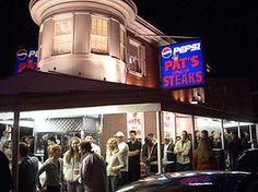 Pat's Steaks, Philadelphia, PA