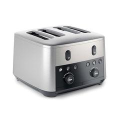 4-Slice Motorized Toaster
