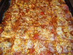 Házi pizza, mindenki kedvére