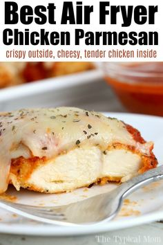 New Air Fryer Recipes, Air Frier Recipes, Air Fryer Dinner Recipes, Air Fryer Recipes Chicken Breast, Healthy Recipes, Cooking Recipes, Fish Recipes, Yogurt Recipes, Snacks Recipes