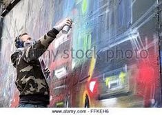 Dan Kitchener Street Artists, Stock Photos, Fictional Characters, Artist At Work, Fantasy Characters