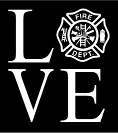 FREE SHIPPING LOVE Vinyl Car Window Decal Transfer Maltese Cross Firefighter Multiple Colors Now Available! on Etsy, $7.99