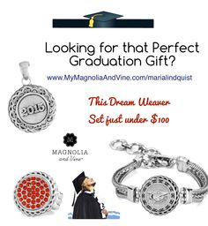 Looking for that Perfect Graduation Gift? Look no further than Magnolia & Vine - www.MyMagnoliaAndVine.com/marialindquist #graduation #saukprairiegrad #uwmadisongrad #graduationgift #magnoliaandvine